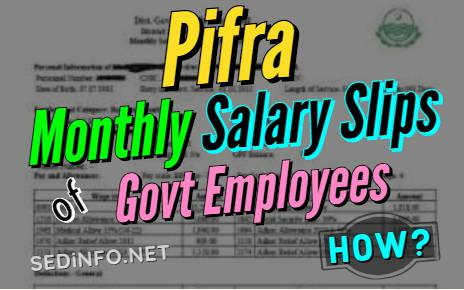 Employees Salary Slip Registration fi