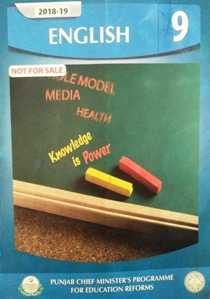 9th-English-Texbook-Cover