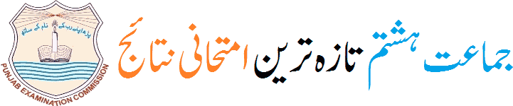 Check-PEC-8th-results-2019-of-all-Punjab-schools-online