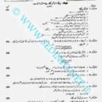 Code 247 Matric AIOU Past Papers A2012