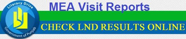 Check LND Test Results Online