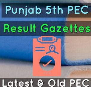 download-5th-pec-result-gazettes-of-all-Punjab-fi