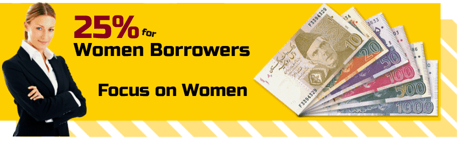 Focus on Women Borrowers
