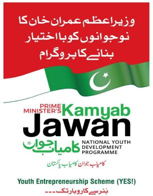 Kamyab Jawan Program Youth Loan Scheme YES