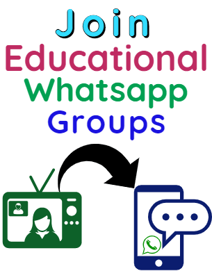 Join Teachers & Students Educational Whatsapp Groups fi