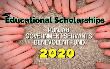 Benevolent Fund Educational Scholarships 2020 Application Form fi