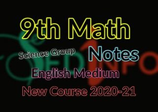 9th Math Notes